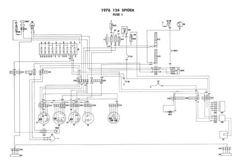 fiat 850 spider wiring diagram fiat free engine image