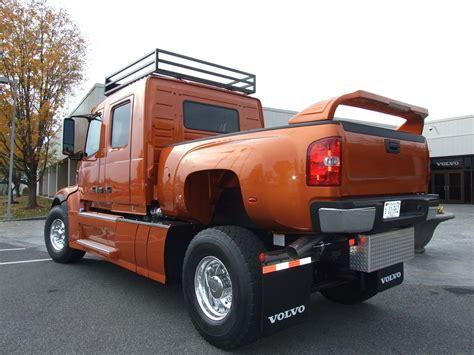 build a volvo truck custom trucks volvo s custom built vhd truck