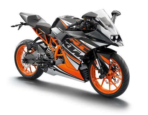 Ktm Byke Ktm Rc390 Rc200 And Rc125 Unveiled Bike News Bikes