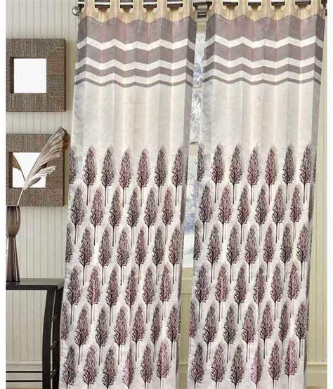 fabric doorway curtains muktha fabrics set of 10 door eyelet curtains buy muktha