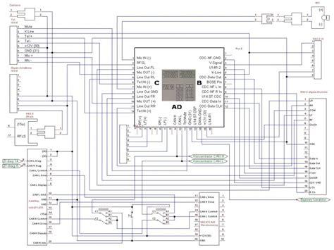 audi symphony ii wiring diagram audi wiring diagram