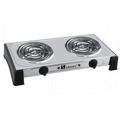 office hot plate hp 8 2 saisco electric hotplate silver cover deluxe