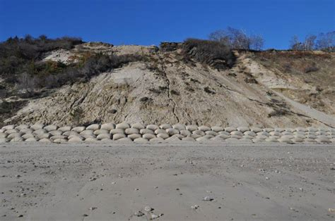 whitecliffs plymouth ma netco coastal construction brings new erosion solution to