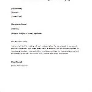 Letter Cancelling Meeting Sample Cancellation Letter Meeting Cancellation Request Letter