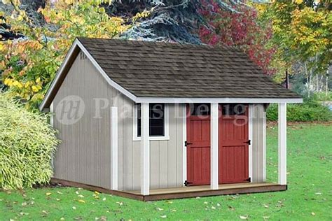 12 By 12 Shed Plans Free