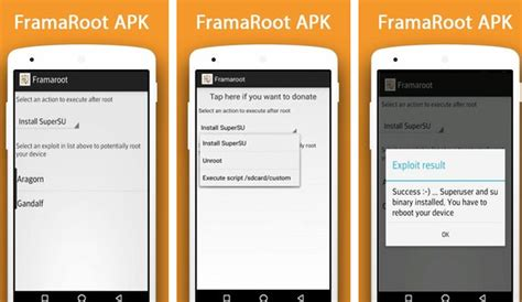 framaroot apk for android framaroot apk update 2018 version released appinformers
