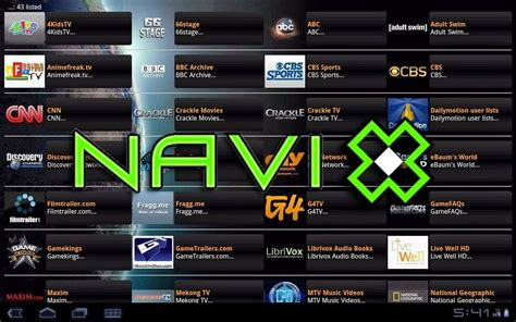 navi x android xbmc install navi x how to install navi x on xbmc kodi tutorial iptv kodi android