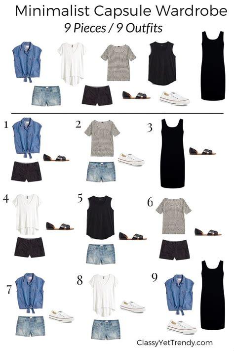 7 Tips For Creating A Capsule Wardrobe by 7502 B 228 Sta Bilderna Om Yet Trendy The P 229