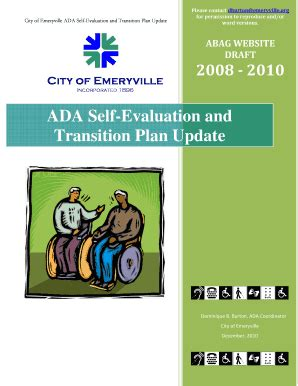 Transition Management Forms And Templates Fillable Printable Sles For Pdf Word Pdffiller Ada Transition Plan Template