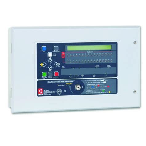 Alarm Addressable xfp502 h xfp 2 loop 32 zone addressable panel hochiki esp