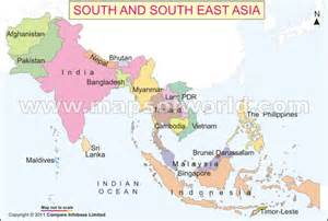 south asia countries map the southern and south east zone maps of asia the largest continent asia s southern map maps