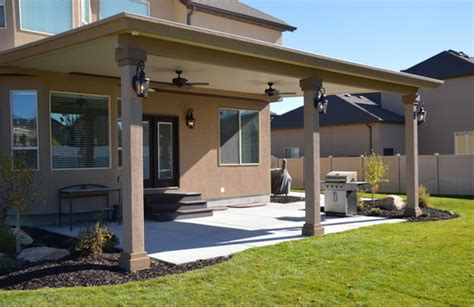 Patio Contractor in Utah   Boyd's Custom Patios