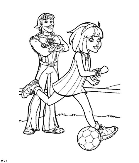 lazy person coloring page lazytown free colouring pages