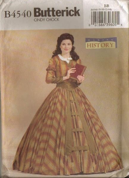 patterns sewing historical butterick sewing pattern making history historical costume