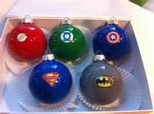 how to make superhero christmas balls diy amp crafts handimania