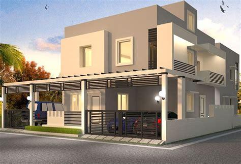 Xs Real Villa Zen In Kazhipattur Chennai Price Floor House Plans In Chennai Individual House