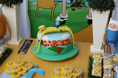 adventure time birthday party ideas photo 6 of 21