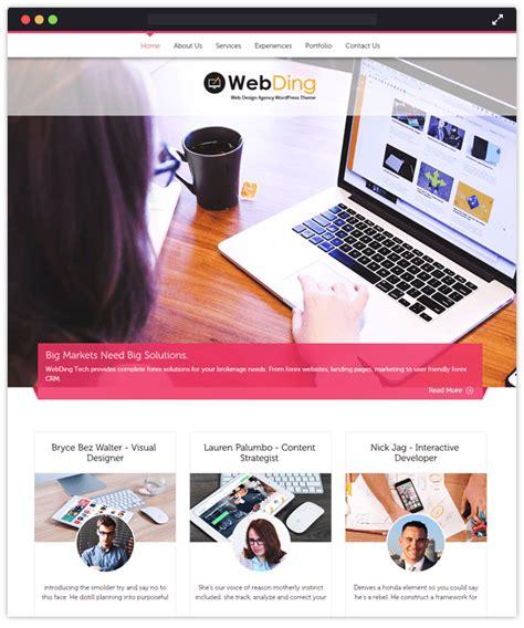 wordpress add layout 15 best creative agency wordpress themes inkthemes