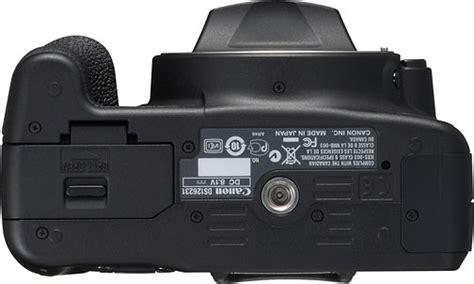 Canon 700d Di Taiwan canon t1i review design