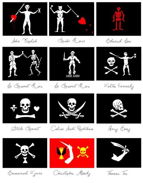 pavillon noir pirate pirate flags and their meanings www pixshark