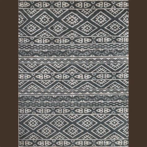 viscose rugs durability feza knotted wool viscose rug in steel grey buy 230 x 160cm