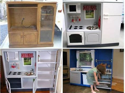 kitchen tv cabinet diy turning old tv cabinet into play kitchen save