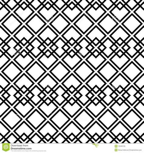 twisted square pattern royalty free stock photo image 38138075 seamless black and white pattern with square royalty free