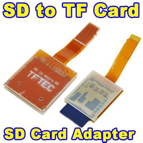 T Flash Tf Card To Micro Sd Card Adapter Module sd to tf card micro sd t flash reader trans flash adapter