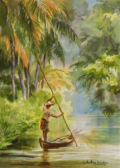 painting images kerala paintings by artist chitra vaidya