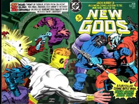 fourth world by jack darkseid getting to know the god of evil comiconverse