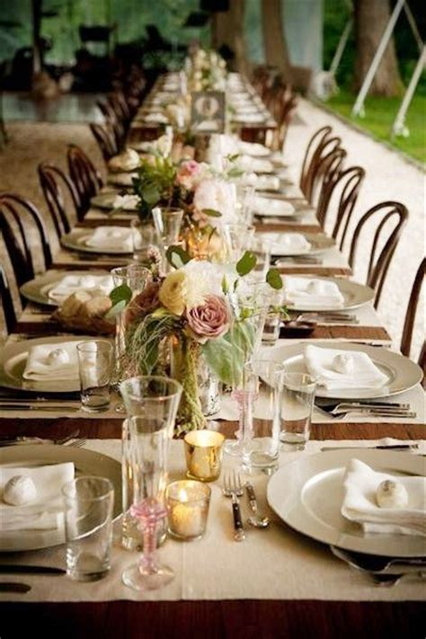 beautiful place settings dinner setting table inspiration fall entertaining delights