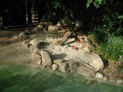 build a sandpit in your backyard 4 ways to make your backyard more fun for kids the mom