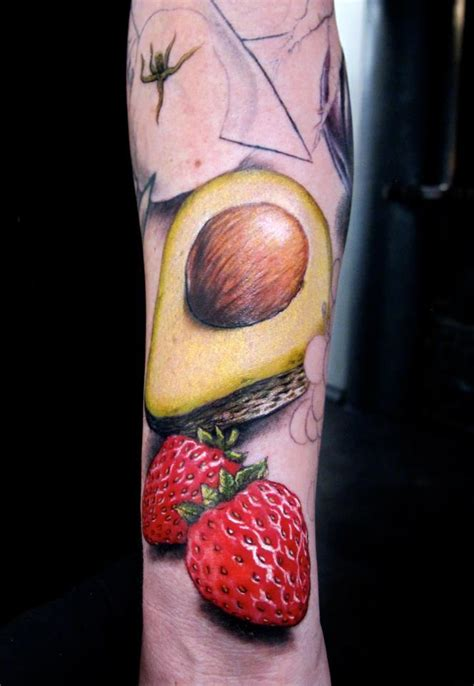 avocado tattoo meaning top avocado images for tattoos