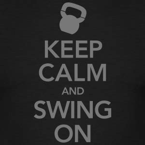 keep on swinging suchbegriff quot swinger spr 252 che quot t shirts spreadshirt
