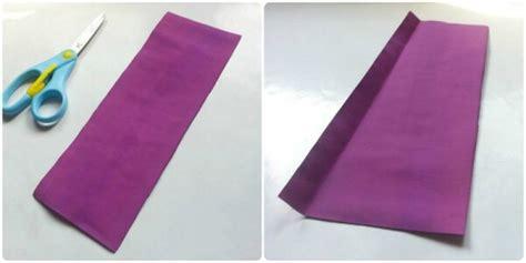 cara membuat bunga dari kertas berwarna cara membuat bunga dari kertas tisu dan origami mudah