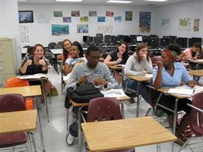 class high school buying supplies equals better grades at strapped florida school stateimpact florida