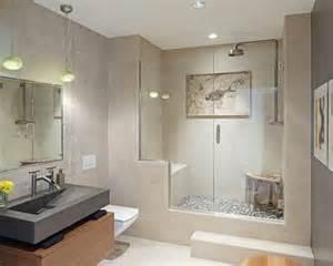 Free Standing Bath With Shower Screen 150 banheiros decorados fotos com modelos in 233 ditos