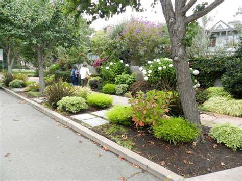 landscaping for sidewalks hgtv