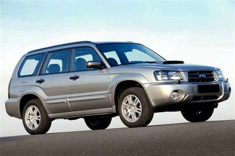 forester subaru 2002 subaru forester 2002 2008 used car review car review