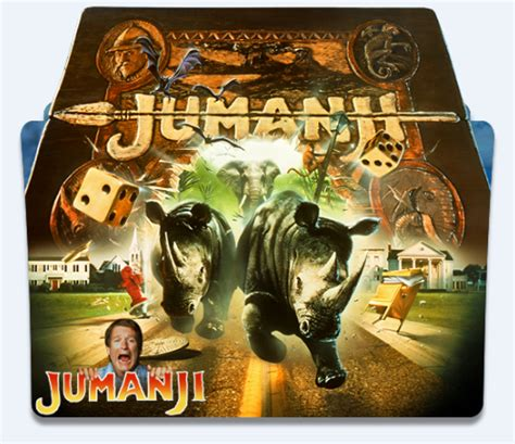 jumanji movie last part jumanji 1995 folder icon by eca2424 on deviantart