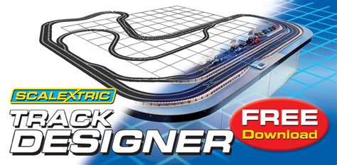 slot car layout design software scalextric track designer slot car union