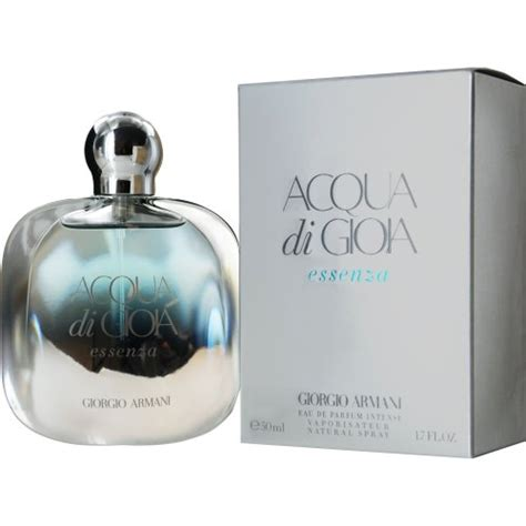 Parfum Original G Armani Acqua Di Gioia Essenza Edp 50ml W Tester deals giorgio armani acqua di gioia essenza eau de parfum spray for 1 7 ounce