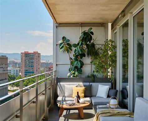 decoracion de balcones interiores un piso para so 241 ar en barcelona decoracion pinterest