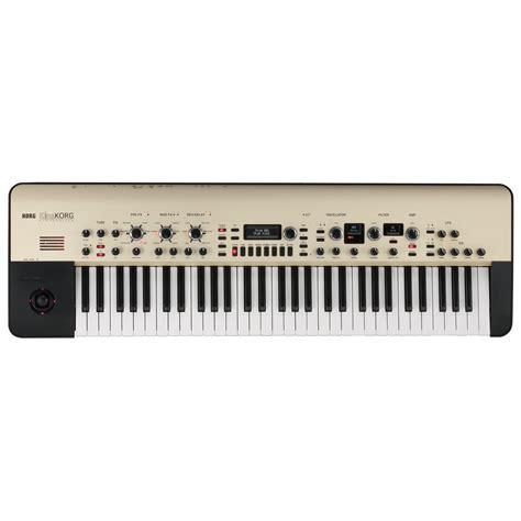 Keyboard Korg Synth korg kingkorg synthesizer at gear4music
