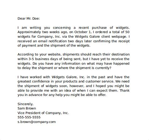 Free Business Letter Sles Templates informal business letter template 28 images images