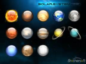 planet colors solar system icons for mac free