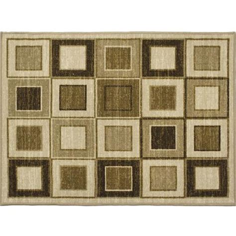 multy home bradshaw woodland accent mat 3 x 4 at menards 174