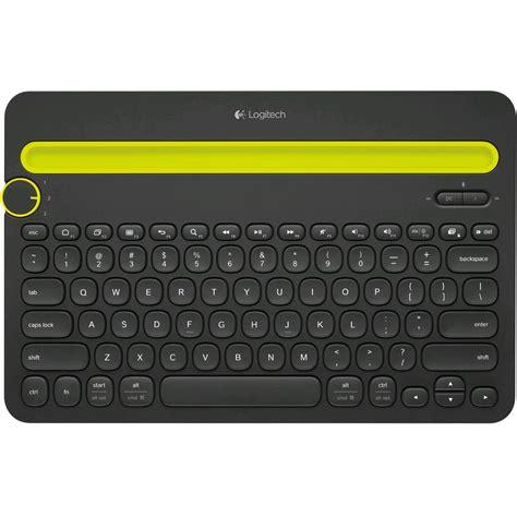 Logitech Multi Device Keyboard K480 logitech bluetooth multi device keyboard k480 black qwerty uk expansys uk