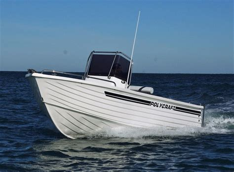 new warrior boats for sale new polycraft 5 30 warrior centre console trailer boats