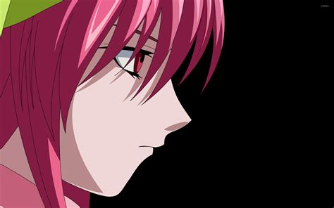 anime elfen lied lucy in elfen lied wallpaper anime wallpapers 50421